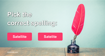 Quiz Test: Your IQ Is Above 155 If You Can Get 20/20 In This Tricky Spelling Quiz