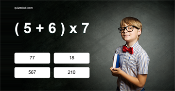 Quiz Test: Can You Pass This 5th Grade Math Test?