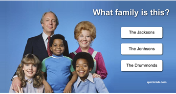 Movies & TV Quiz Test: How well do you know these famous TV families?