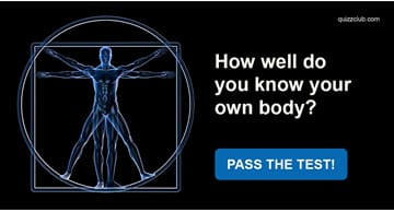 Quiz Test: How Well Do You Know Your Own Body?