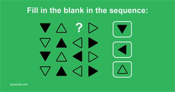 IQ Quiz Test: If You Can Solve These Visual Sequences, You're More Intelligent Than 81% Of People
