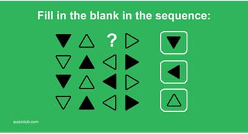 Quiz Test: If You Can Solve These Visual Sequences, You're More Intelligent Than 81% Of People