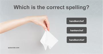 language Quiz Test: Only 1 In 10 English Teachers Can Score 13/16 On This INSANE Spelling Test!