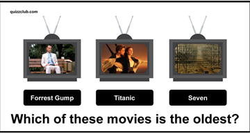 Movies & TV Quiz Test: Only Film GENIUSES Will Be Able To Pick Out The Oldest Movie In Each Set!