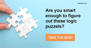 Quiz Test: Are you smart enough to figure out these logic puzzles?