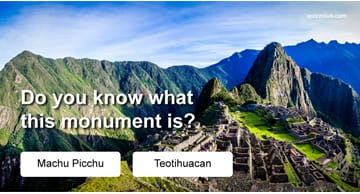 Geography Quiz Test: Can You Identify These Famous Monuments?