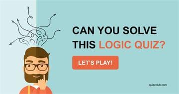 IQ Quiz Test: Can You Solve This Logic Quiz?