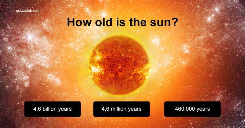 Science Quiz Test: How Much Do You Actually Know About The Sun?