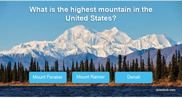 Geography Quiz Test: How Much Do You Know About Earth's Natural Features?