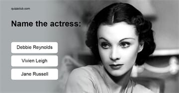 Movies & TV Quiz Test: Only 4% Of People Can Name These 19 Iconic Old-School Actresses