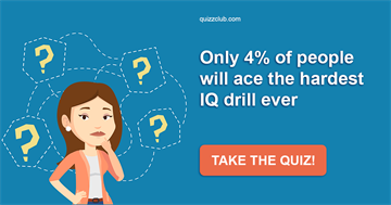 Quiz Test: Only 4% Of People Will Ace The Hardest IQ Drill Ever