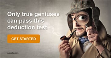 IQ Quiz Test: Only True Geniuses Can Pass This Deduction Test