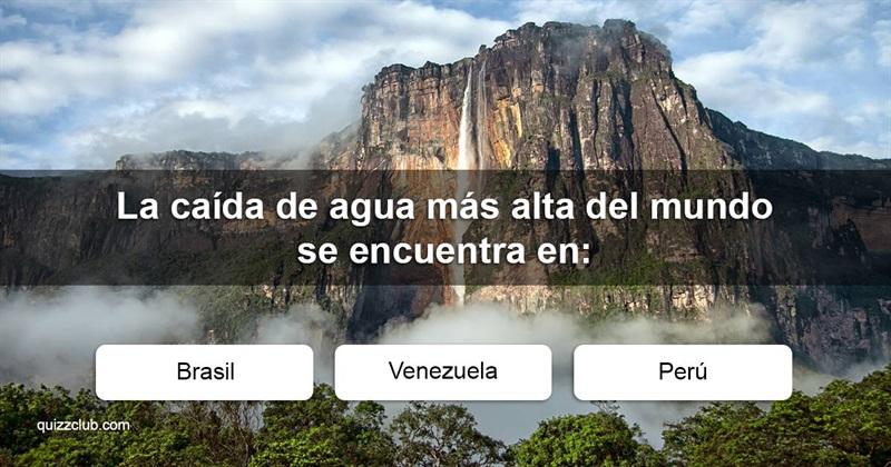 Geografía Quiz Test: ¿Qué sabes sobre América Latina?