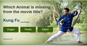 Movies & TV Quiz Test: Which Animal is Missing From The Movie Title?