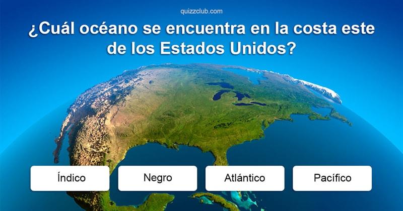 Geografía Quiz Test: 15 preguntas de geografía que deberías conocer