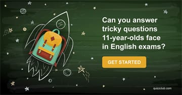 language Quiz Test: Can you answer tricky questions 11-year-olds face in English exams?