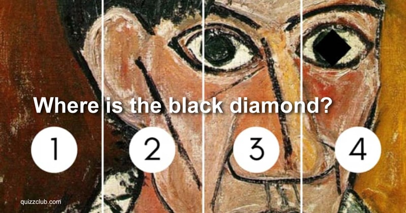 Quiz Test: Can You Find The Black Diamond We Hid In Each Of These Picasso Paintings?