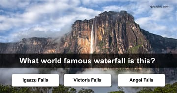 Geography Quiz Test: Can You Name These Wonders Of The World?