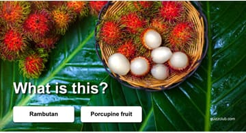 knowledge Quiz Test: Do You Know The Names Of These Weird Fruits?