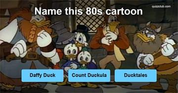 Movies & TV Quiz Test: Hardest 80s Cartoon Quiz Ever