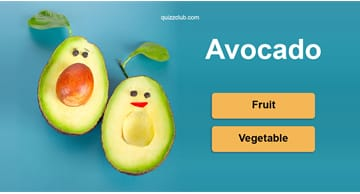 Nature Quiz Test: Is it a fruit or a veg?