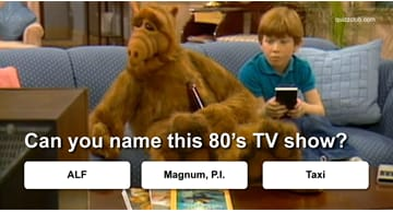 Movies & TV Quiz Test: Only 80's Kids Will Name These 21 TV Shows Without Making A Single Mistake