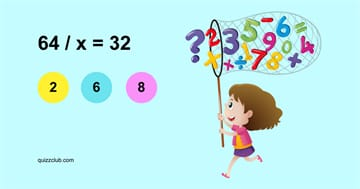 IQ Quiz Test: Only Math Maniacs Can Score At Least 80% On This Evens-Only Math Test!
