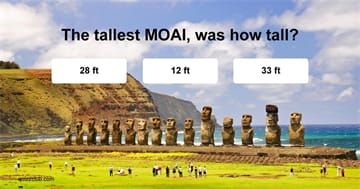 Geography Quiz Test: What do you know about these famous structures?