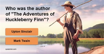 Quiz Test: Can You Match These Literary Masters To Their Iconic Work!?