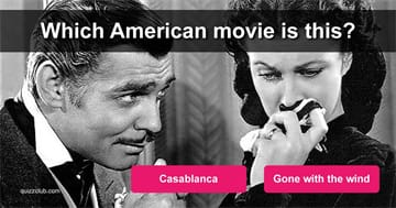 Movies & TV Quiz Test: Can You Name All 25 Of These Iconic American Movies From A Single Image?