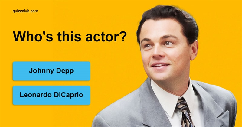 Movies & TV Quiz Test: Can you name these popular actors?