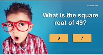 Science Quiz Test: Can You Pass This Algebra Test For Kids?