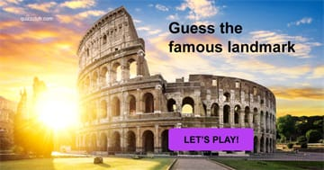 Geography Quiz Test: Do You Think You Can Guess Which Famous Landmark These Descriptions Are About?