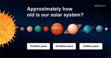Science Quiz Test: How Well Do You Know the Solar System?