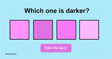 Quiz Test: Only People With Superior Color Vision Can Pass This Test