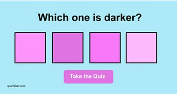 color Quiz Test: Only People With Superior Color Vision Can Pass This Test