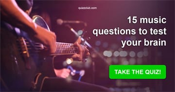 music Quiz Test: 15 Music Questions To Test Your Brain