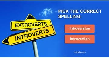 Quiz Test: 9 In 10 Introverts Got 23/23 In This Spelling Test