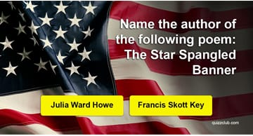 knowledge Quiz Test: Can You Pass This American Literature Quiz from 1911?