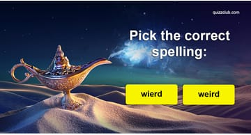 language Quiz Test: No One Can Get 10/10 In This Drill Of Basic Spelling