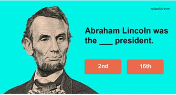 History Quiz Test: Nobody Scored More Than 10/15 In This Insane American History Quiz