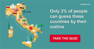 Geography Quiz Test: Only 3% of people can guess these countries by their outline