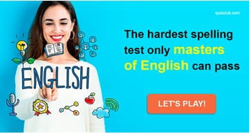 language Quiz Test: 99% Of Americans Can't Spell The 23 Most Confusing Words Without Making At Least One Mistake