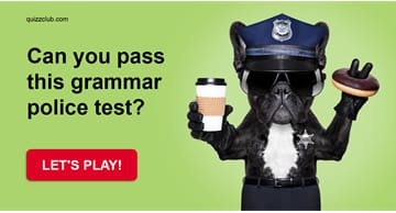 language Quiz Test: Almost No One Can Pass The TOUGHEST Grammar Police Test! Can You?