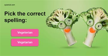 language Quiz Test: Can You Get 90% Or More On This Spelling Quiz?
