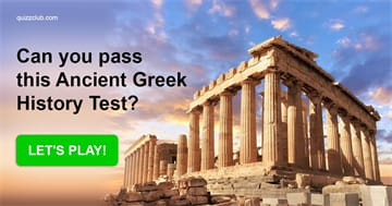 History Quiz Test: Can You Pass This Ancient Greek History Test?
