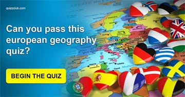 Geography Quiz Test: Can You Pass This European Geography Quiz?