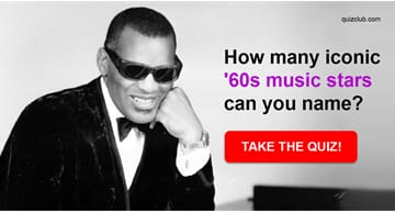 Culture Quiz Test: How Many Iconic '60s Music Stars Can You Name?
