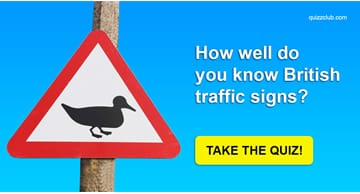 knowledge Quiz Test: How well do you know British traffic signs?