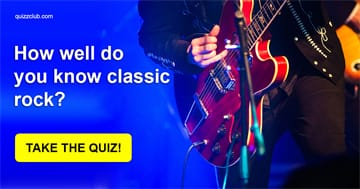 music Quiz Test: How Well Do You Know Classic Rock?